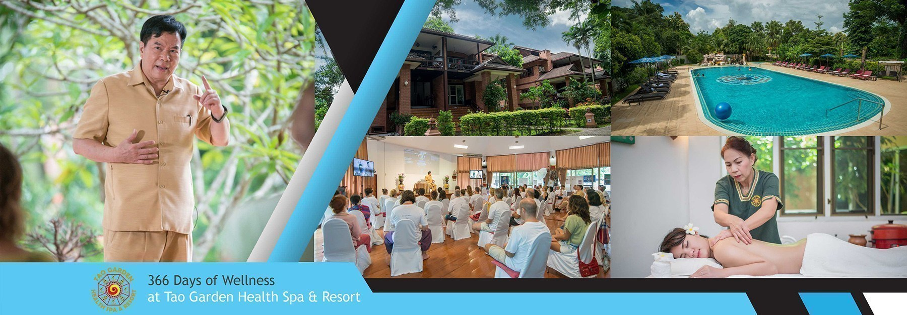 Tao Garden – 366 Days of Wellness at Tao Garden Health Spa & Resort