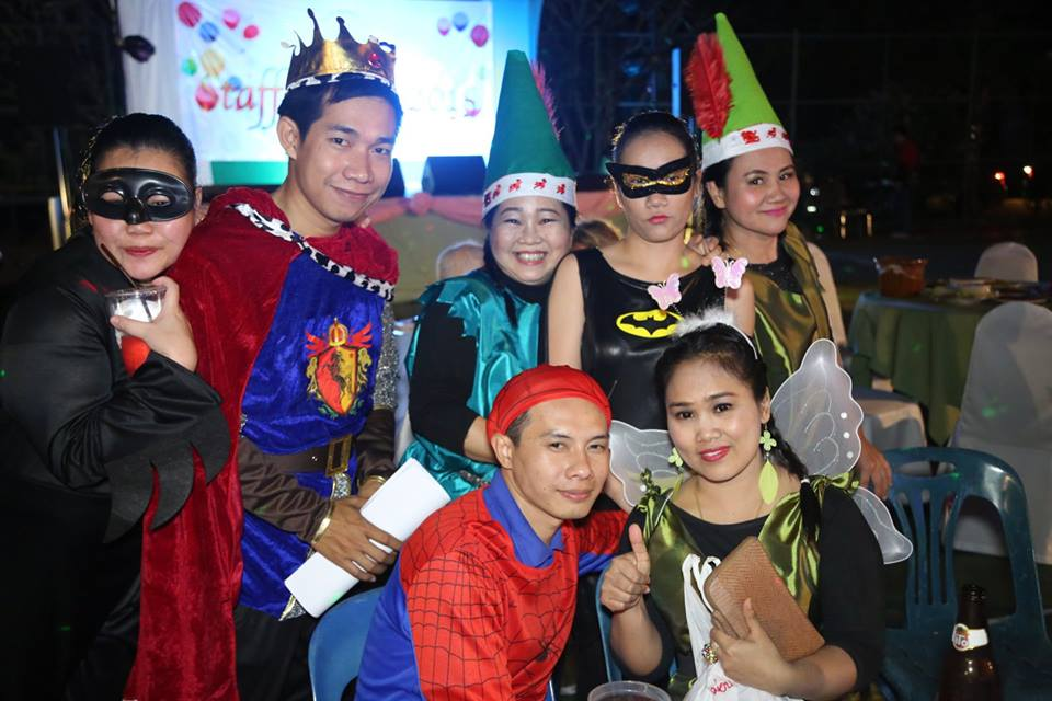 Staff Party (Super Hero) December 23rd, 2015