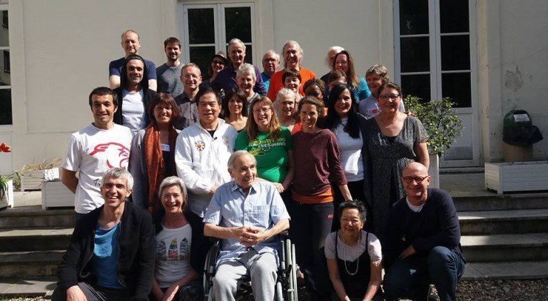 Mantak Chia in Paris, France – European Spring 2016
