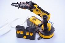 Remote Control Robot Arm Kit