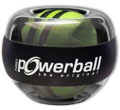 Powerball Mechanism to start the movement