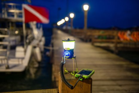 This Lighthouse can light up what you need to see