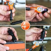 Make repairs to to household items