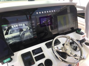 boat navigation helm
