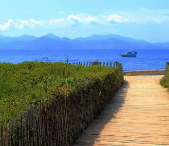 Lérins Islands, Cannes, France