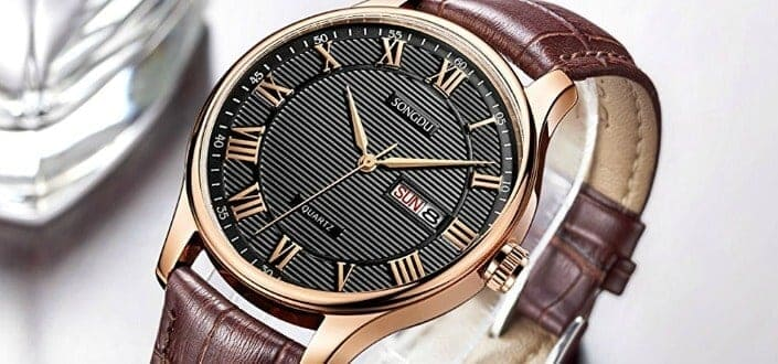 style tips for men - almost always wear a watch