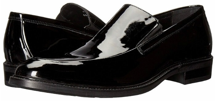style tips for men - patent leather shoes should be reserved for formal events