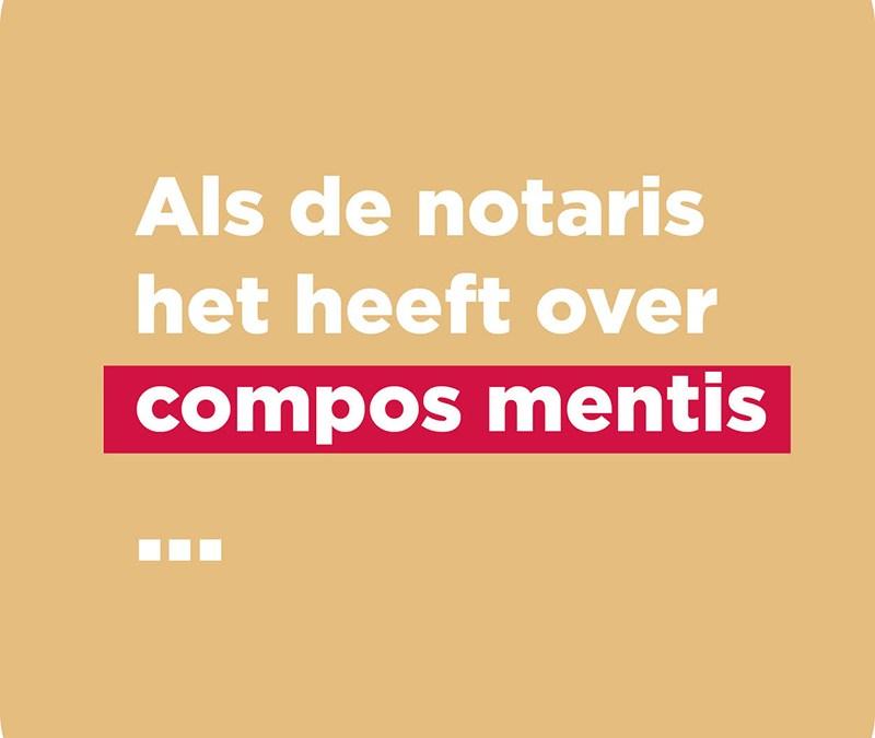 Compos Mentis