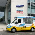 Office Ice Cream Van Hire
