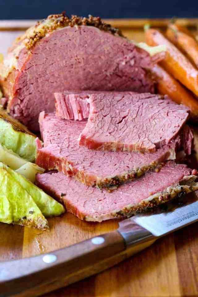 Crock Pot Corned Beef