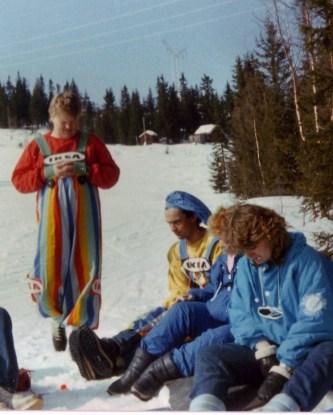 Rune G. Hege Espen Mona Brannfjell