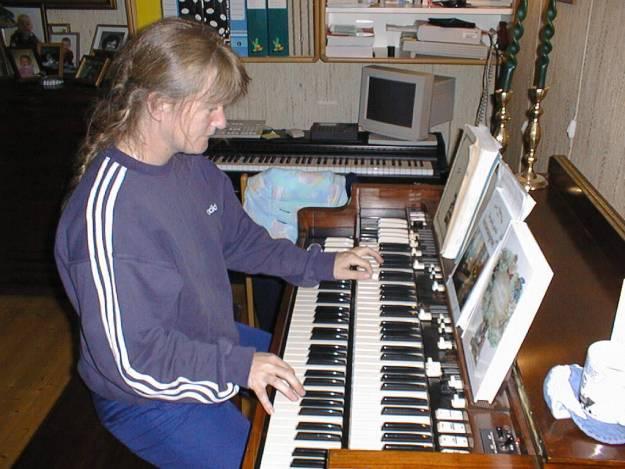 Alette orgel