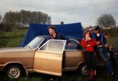 Thomas Opel Kadett, Per Arthur og Laila