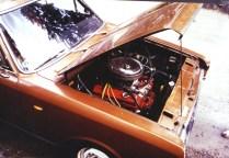 Opel Rekord V8 Solveien