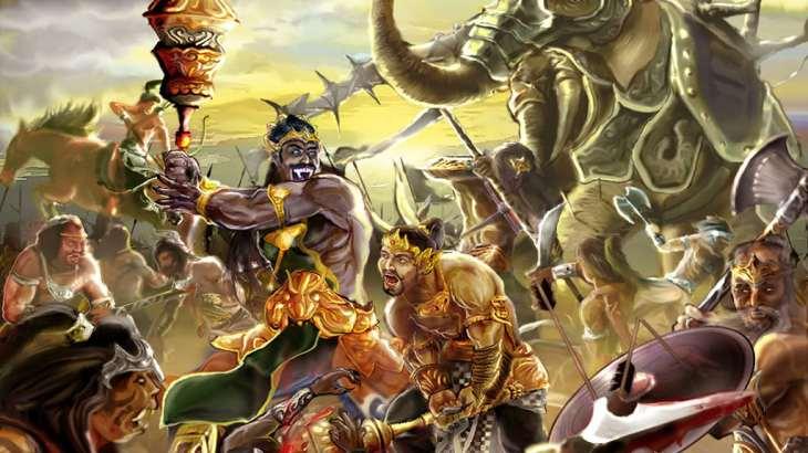 bharatayudha-war