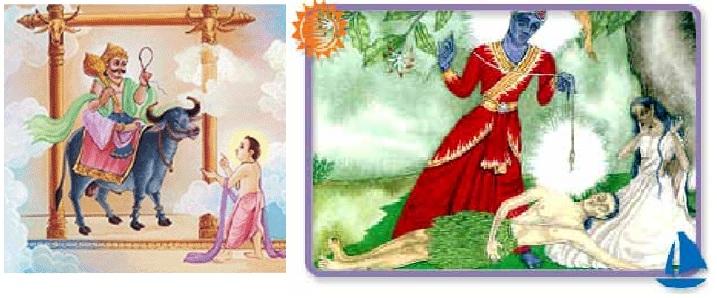dewa yama mantra hindu