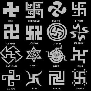 simbol swastika di dunia