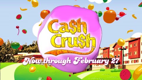Black Oak Casino - Cash Crush