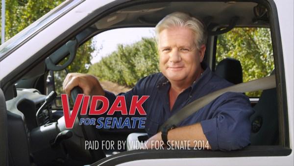 Vidak for Senate