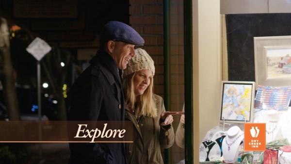 Best Western - Dry Creek Inn Winter TV