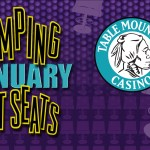 Table Mountain Casino - Jumping January Horizontal