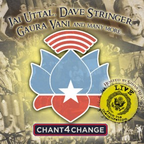 Graphic: poster of the inauguration event Chant4Change