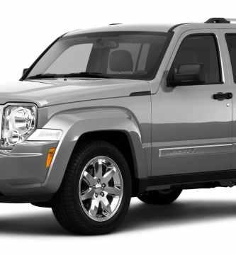 Manual Jeep Liberty 2010 de Propietario