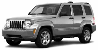 Manual Jeep Liberty 2010 de Propietario