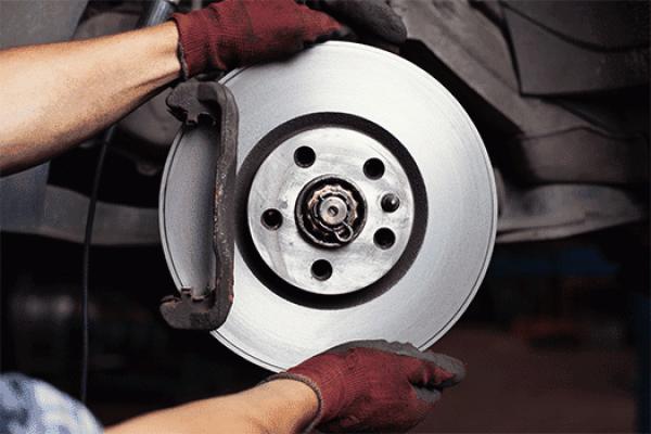 Manual Ford Focus 1999 Reparación de Frenos