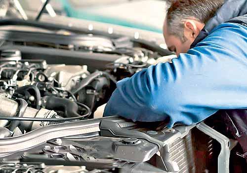 Manual Nissan X-trail 2014 2015 Reparación del Motor