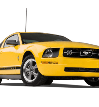 Manual Ford Mustang 2006-2007