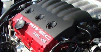 Manual Mitsubishi Motor Eclipse 3.8 Reparación