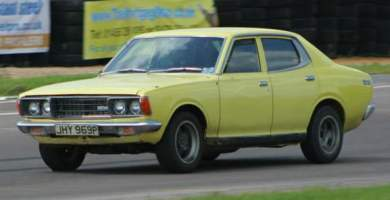 Manual Datsun 180B 610 Series Reparación