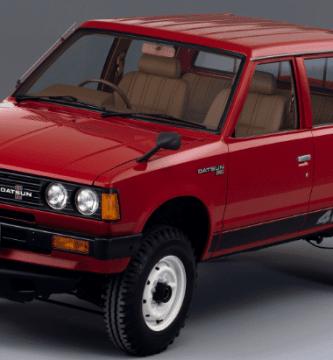 Manual Datsun Pick Up 1983 Reparación