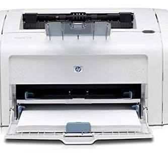 Manual Hp LaserJet 1018