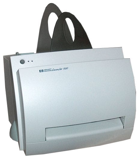 Manual Hp LaserJet 1100