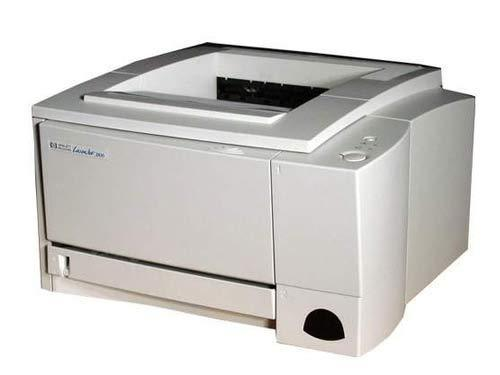 Manual Hp LaserJet 2100