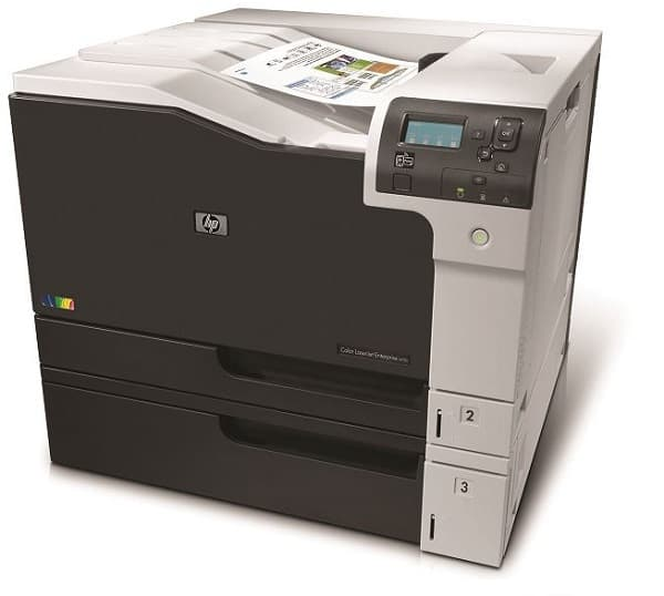 Manual Hp LaserJet M750