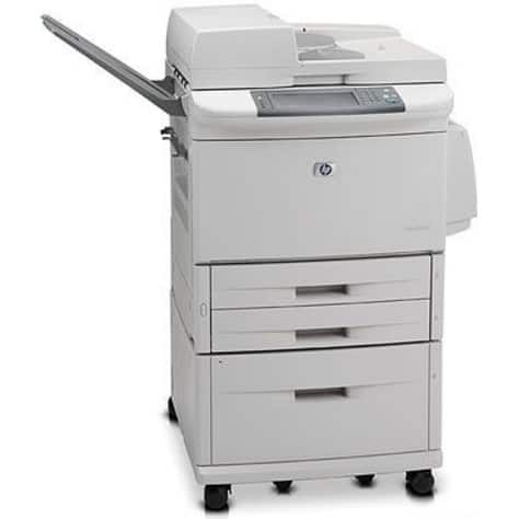 Manual Hp LaserJet M9059