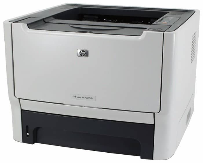 Manual Hp LaserJet P2015