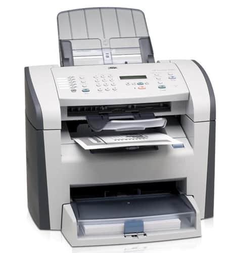 Hp laserjet 3030 software for mac