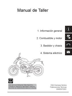 Manual Moto APRILIA RSV MILLE PARTS LIST Reparación en PDF