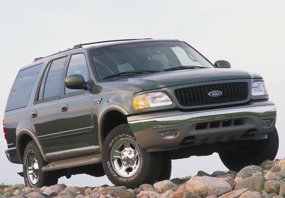 Manual Ford Expedition 1999 Reparación y Servicio