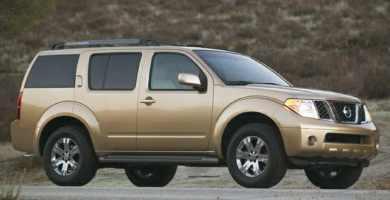 Manual Nissan Pathfinder 2006 Reparación y Servicio