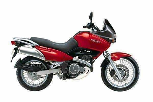 Manual Moto Suzuki XF 650 Reparación y Servicio