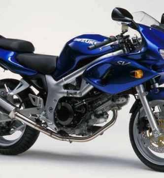 Manual Moto Suzuki SV 650 Reparación y Servicio