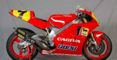 Manual Moto Cagiva Racing 1991 Reparacion y Servicio
