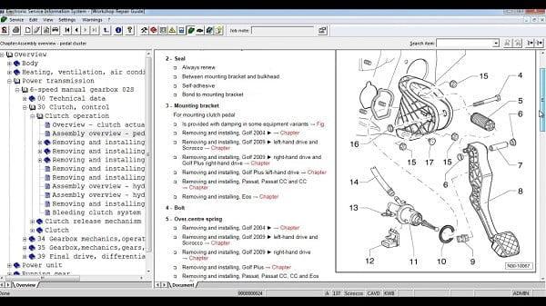 Manual Audi A2 2012 Reparación y Servicio de Frenos, Ajustadores, Balatas, Boosters, Bujes de Caliper, Discos de Frenos, manguera de frenos, resortes de balatas