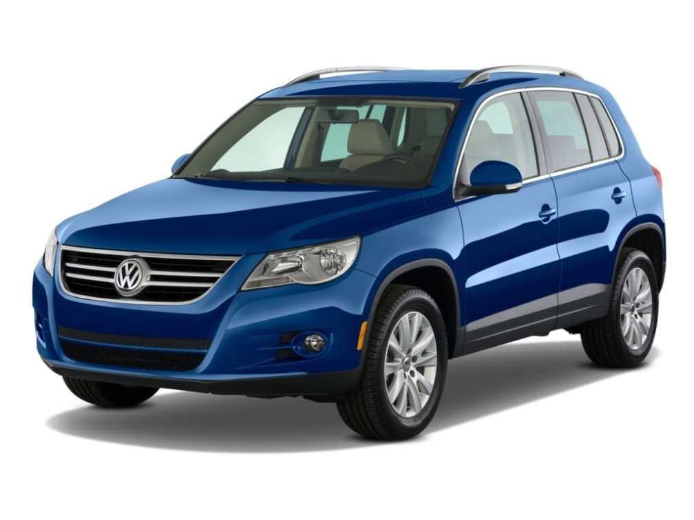 Manual Volkswagen Tiguan 2009 Reparación