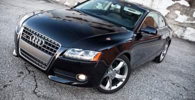Manual Audi A5 2011 Reparación y Servicio
